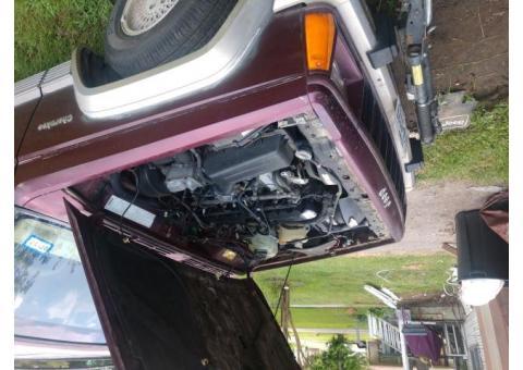 Jeep Cherokee 4X4 1993